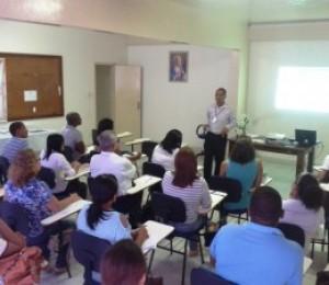 Diocese de Camaçari realiza encontro de capacitação para Assistentes Administrativos