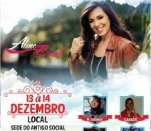 Kairós em Dias d´Ávila trás a participação de cantora e missionária Aline Brasil