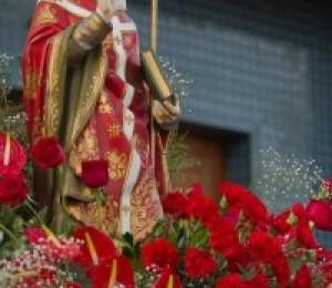 Segue até quarta (07/01) os festejos de São Thomaz de Cantuária, padroeiro da cidade e Diocese de Camaçari