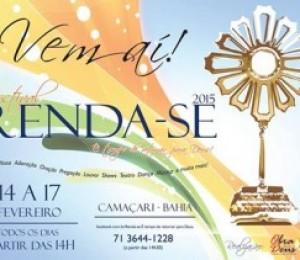 Festival Renda-se é uma das opções de Carnaval para os Católicos, em Camaçari
