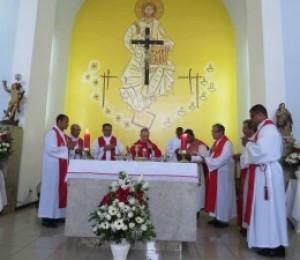 Festa São Sebastião reúne multidão de fieis em Sebastião do Passé