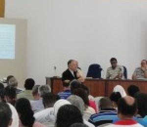Diocese realiza seminário sobre a Campanha da Fraternidade