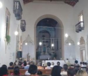 Reabertura da Igreja Nossa Senhora do Monte Recôncavo, marca os festejos da padroeira