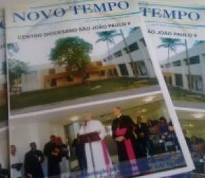 Já esta disponível nas Paróquias a Edição Especial do Jornal Novo Tempo