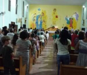 Domingo da Misericórdia : Paróquia Santa Luzia realiza tarde espiritulidade