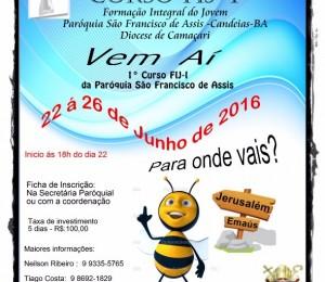 Paróquia São Francisco promove