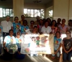 Infância e adolescência missionária realizou encontro com assessores