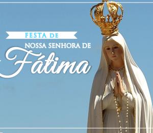 Iniciou nesta terça (10) os festejos em honra a Nossa Senhora de Fátima em Barra do Pojuca