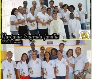 Escola de Evangelização Fanuel completa 09 anos de atividades em Madre de Deus
