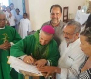 Primeira Igreja Católica de Camaçari será considerada Patrimônio Cultural