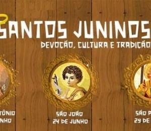 Formação : Junho e os Santos  Populares