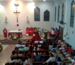 São Tomé Apóstolo é festejado em Camaçari
