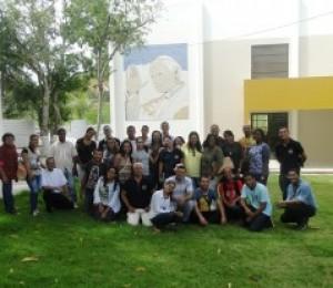 Encontro reúne agentes da Pastoral da Comunicação para formação