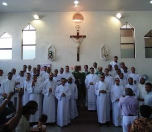 Semana missionária leva um novo vigor missionário para Paróquia São Tomé
