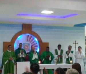 Diocese de Camaçari envia sacerdote para estudos sobre Teologia Dogmática