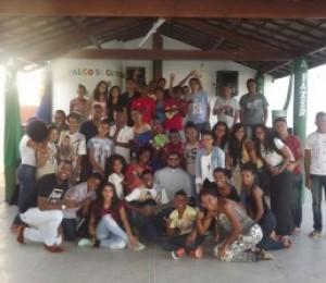 A Radicalidade no modo de viver foi  tema do encontro de jovens em Arembepe
