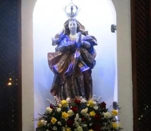Paróquia Nossa Senhora da Conceição celebra a juventude de Maria durante o novenário