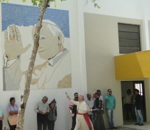 Há um ano o Centro Diocesano foi inaugurado em Camaçari