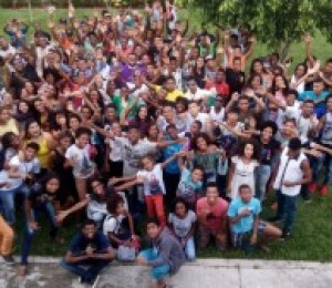 Jovens de Arembepe participam de Acampamento Desperta