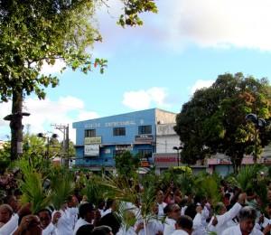 Procissão de Ramos:  Semana Santa Inicia neste domingo (09/04), confira a programação