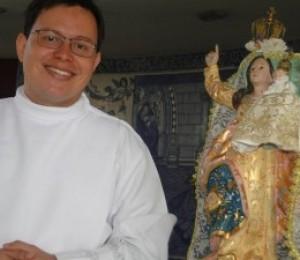 Ordenação : Seminarista Luiz Felipe será ordenado Diácono transitório neste sábado (22/04)