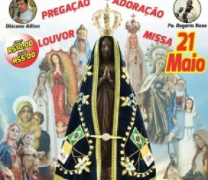 I Canta Maria acontece neste domingo (21) em São Sebastião do Passé