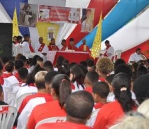 5º Congresso dos Coroinhas é realizado em São Francisco do Conde