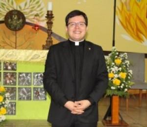 Diácono Luiz Felipe será ordenado padre neste sábado (07/10)
