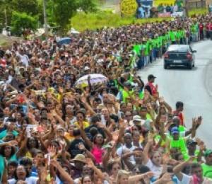 Peregrinação Diocesana ao Santuário Nossa Senhora das Candeias acontece neste domingo (19/11)