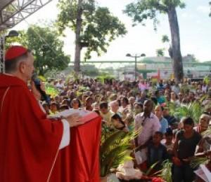 Domingo de Ramos marca a abertura da Semana Santa