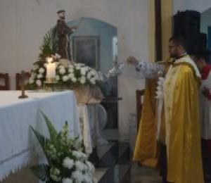 Segue até quinta-feira (04/10) os festejos em louvor a São Francisco em Arembepe