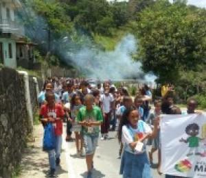Infância e adolescência missionária realiza congresso em São Francisco do Conde