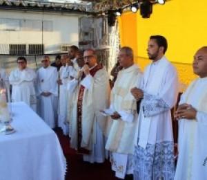 Comunidade de Simões Filho festejou seu padroeiro, São Miguel de Cotegipe
