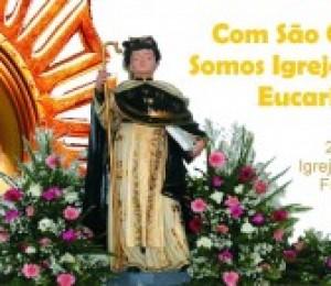 Paróquia São Gonçalo realiza tríduo em preparação a festa do Padroeiro