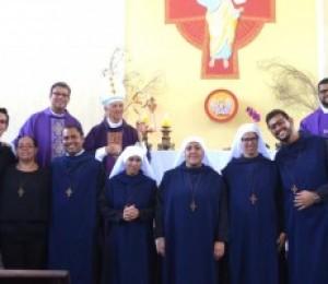 Fraternidade dos religiosos Obra de Deus é instituída com primeiros membros