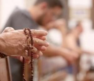 Peregrinação dos homens ao Santuário Nossa Senhora das Candeias acontece neste domingo (17)