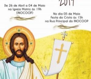 Inicia hoje (26) os festejos da Quase Paróquia Cristo Ressuscitado
