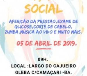 Paróquia Santa Luzia promove ação Social nesta sexta-feira (05)