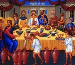 Mês Mariano : Com Jesus e Maria nossa vida é uma verdadeira festa