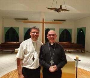 Pe Edson Bahia representa a Diocese de Camaçari em encontro nacional da Pastoral Familiar
