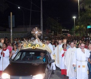 Corpus Christi :  A grande manifestação do nosso amor a Deus