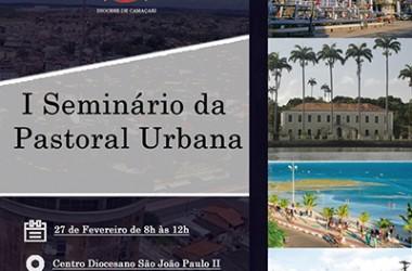 Seminário da Pastoral Urbana
