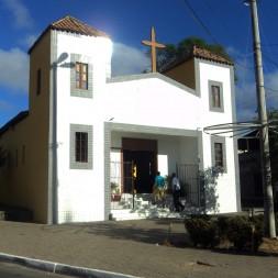 Quase Paróquia Nossa Senhora de Fátima / Barra do Pojuca (Camaçari)