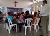 Juventude da Paróquia Nossa Senhora da Boa Viagem se reúne para tarde de diversão e espiritualidade
