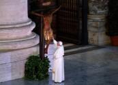 Dom Petrini envia mensagem ao povo depois da bênção urbi et orbi